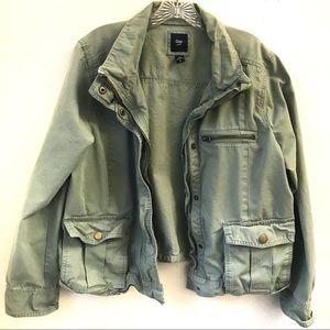 Gap Cotton Jacket XL